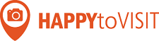 Happy to visit logo